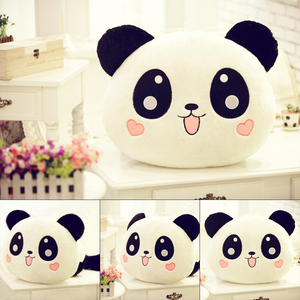 Image 2 - 20cm Cute Cartoon Panda Plush Stuffed Animal Toys For Baby Infant Soft Cute Lovely Doll Gift Present Doll Children Toys
