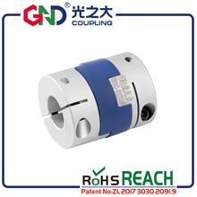 Oldham Type Standard Aluminum Alloy 8mm coupler Diameter 25Length 39 Flexible Oldham Clamp Transmission Shaft Coupling цены