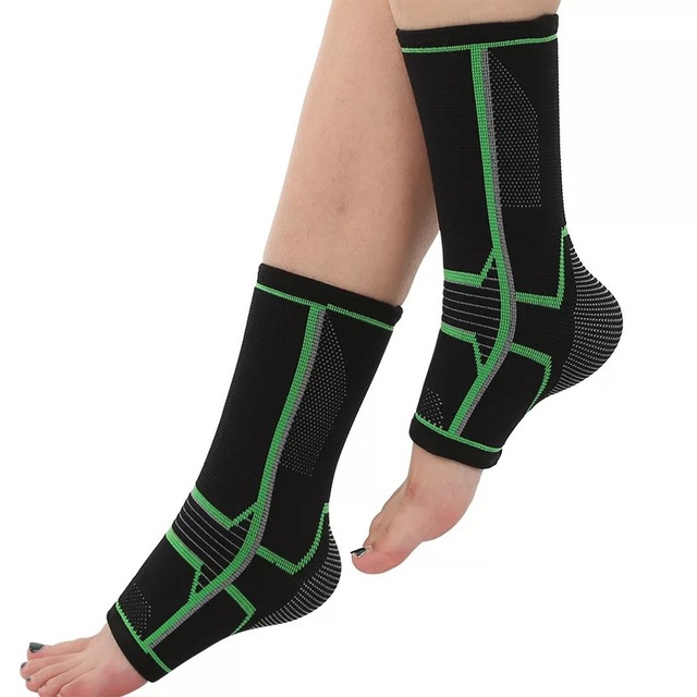 Cyber Style Elastic Ankle Support