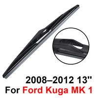 Rear Wiper Blade No Arm For Ford Kuga MK 1 2008-2012 13'' 5 door wagon High Quality Iso9001 Natural Rubber C6-33