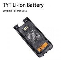 TYT MD-2017 Li-Ion Pin 7.4 V 2200 mAh cho TYT TH MD2017 Walkie3-TYT Đài Phát Thanh Pin