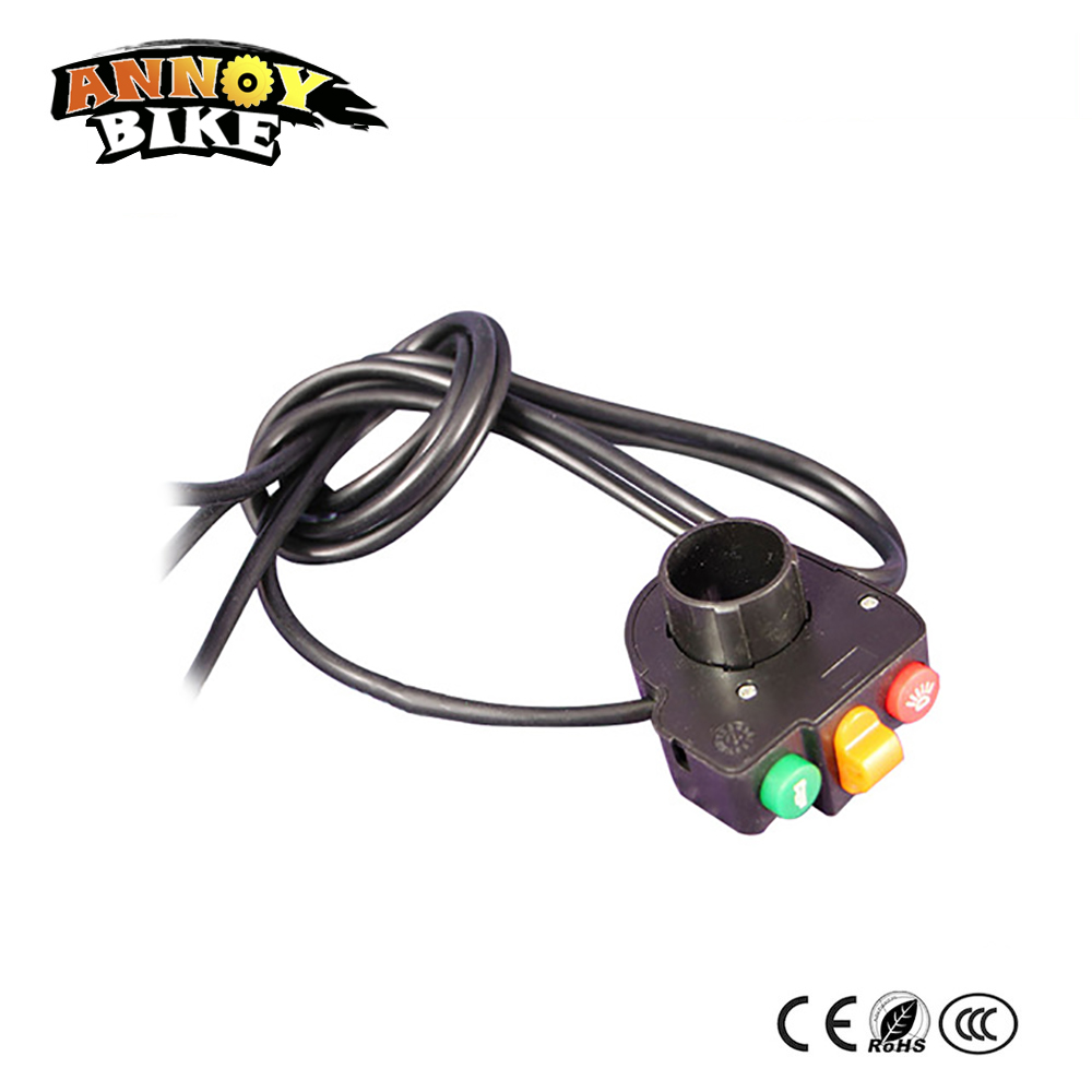 Electric Bike Spare parts Scooter Spare Parts Horn Light ...