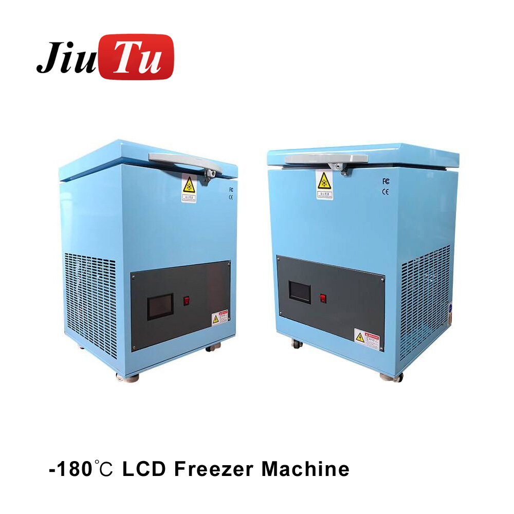 LCD Frozen Separating Machine Suitable for All Tablets Smartphone Cracked LCD Under 14 Inch 12