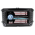 Reversing Camera Gps navigation dvd player for Volkswagen VW golf 5 6 New passat A6 MENU UI car dvd cd mp3 mp4 player USB RDS FM