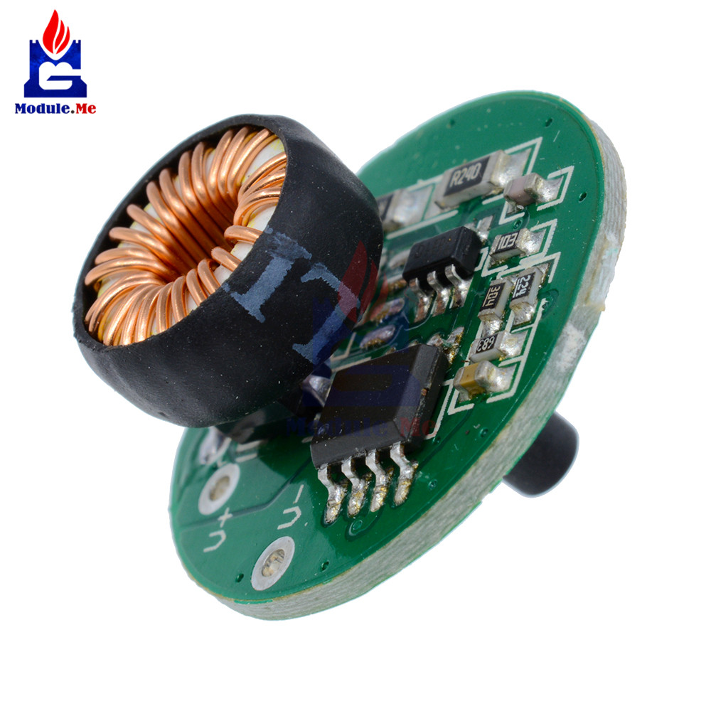 Power Supply Lighting Transformer Switch Flashlight <font><b>LED</b></font> Driver Drive <font><b>Board</b></font> Cree 10W XML T6 U2 50HZ DC 3V <font><b>12V</b></font> Open Short <font><b>Circuit</b></font> image