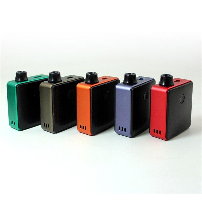 Originall SXK Bantam коробка мод 30 Вт 5 мл Танк Коробка мод мини Ремонтопригодный распылитель BB мини вейпер комплект с USB портом электронная сигарета - 2