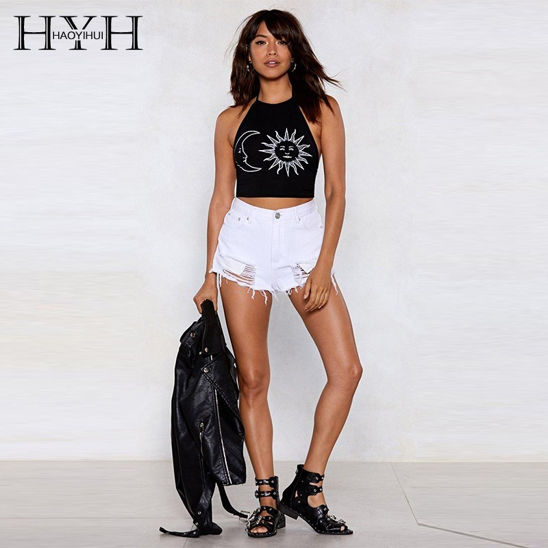 Haoyihui Printing-Top Strapless Short Casual Summer Solid Ladies New-Fashion Hot Bow