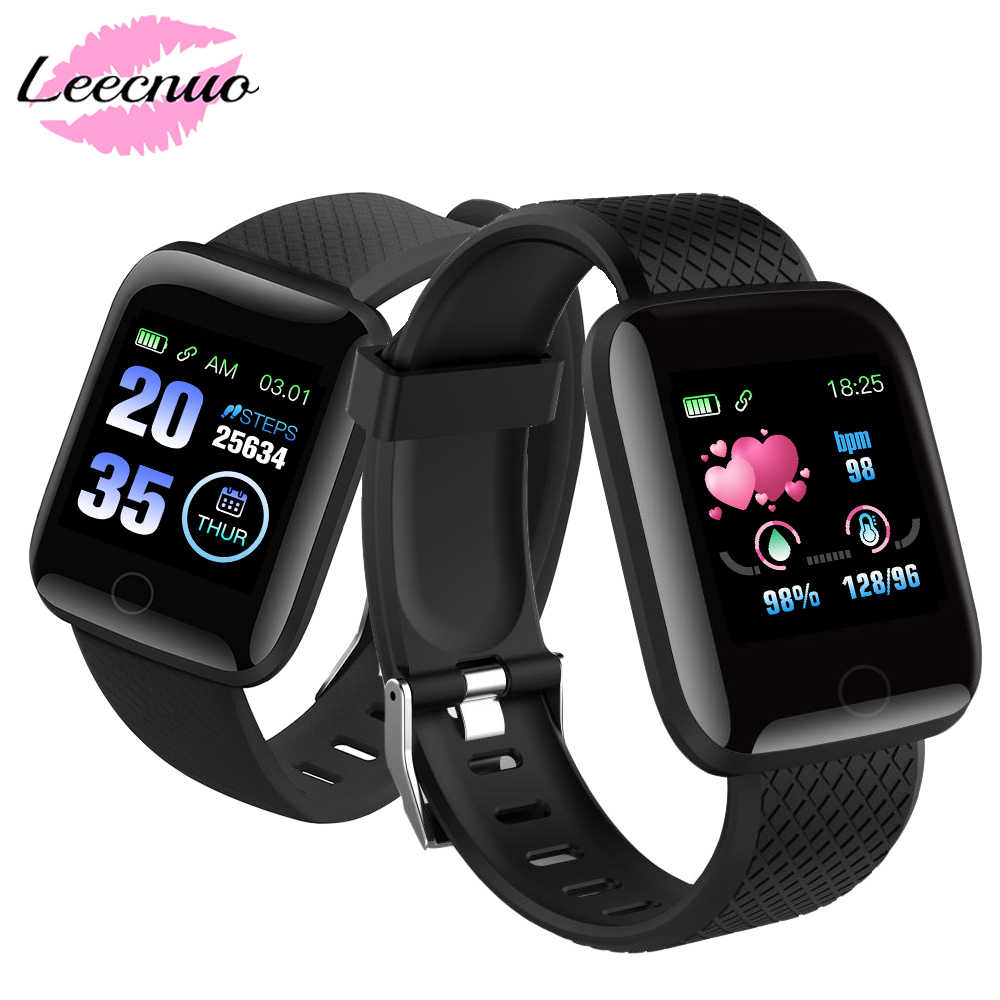 116 Plus Smart Watch 116Plus Multifunctional Sports Bracelet Smart Wristband IP67 Heart Rate Fit Bit Smart Digital Wristwatches