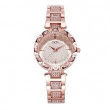 2019 Luxury Brand Women Watches New Flower Rhinestone Casual Watch Fashion Dress Quartz Ladies Watch Women Clock reloj mujer стоимость