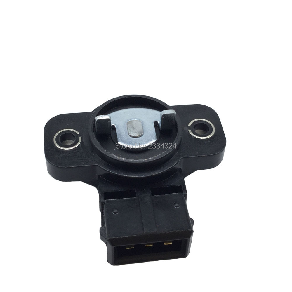 TPS snímač polohy škrticí klapky pro Hyundai Santa Fe Sonata IV Trajet FO Kia Optima 2.0 2.4 16V 35102-38610, TH292,5S5182, ADG07205