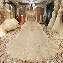 CHANVENUEL LS70057 floor length ball gown wedding dresses