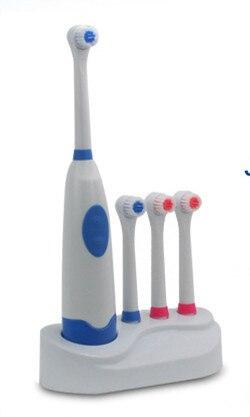 Ультразвуковой электрическая зубная щетка водонепроницаемый мягкий эластичный насадки гигиена полости рта Pro щетка cepillo де dientes электрический