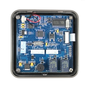 Image 5 - 13.56mhz /125KHzMetal Rfid Tastiera di Controllo di Accesso di Supporto 3000 Utenti ID Card Reader Elettrico Digitale Password Serratura Della Porta