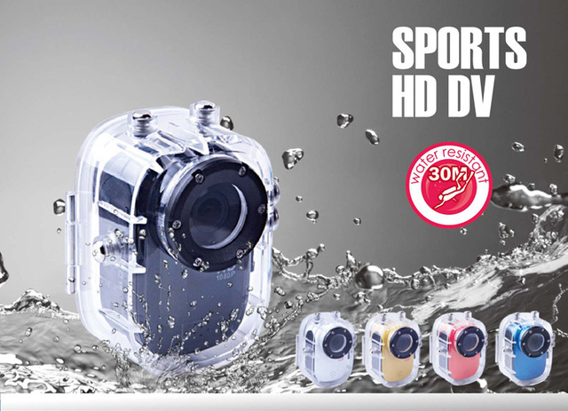 SJ1000 multifunctional micro DV driving recorder expedition outdoor cycling diving  HD sport camera video 1080P 720P 1.5 TFT LCD