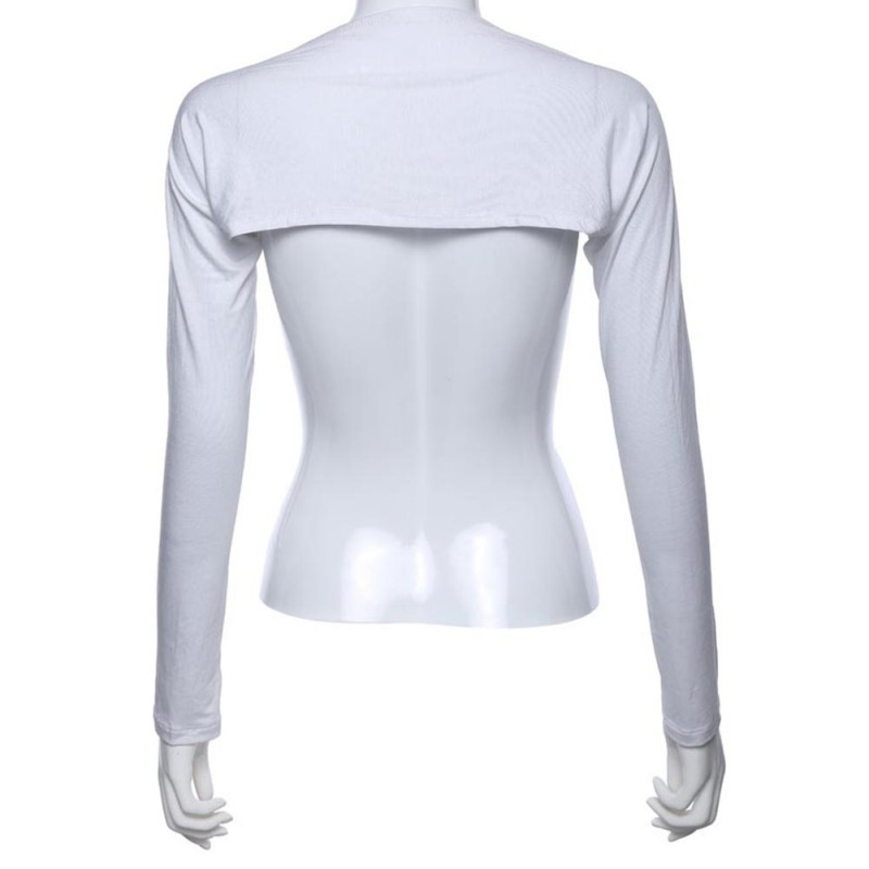 Nya Modal Hijab Muslim One Piece Ärmar Arm Cover Shrug Bolero Hayaa - Nationella kläder - Foto 6