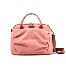 Waterproof Laptop Bag Sleeve Case for 14 15 15.6 inch Casual Women Notebook Bag for Macbook Pro 15 Xiaomi HP Messenger Handbag