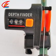 High Accuracy 0- 999M Fishing Line Depth Counter Meter & Gauge Strong Digital Display Line Fishing Tackle fishing line counter