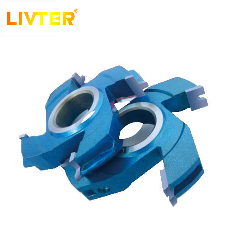 LIVTER Combination jointer cutter woodworking cutter one set 2pcs|Tool Parts| |  - title=