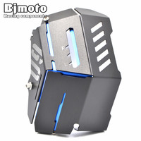 Motorcycle Aluminum Radiator Side Cover Guard Protector For Yamaha MT09 FZ09 2014 2015 2016