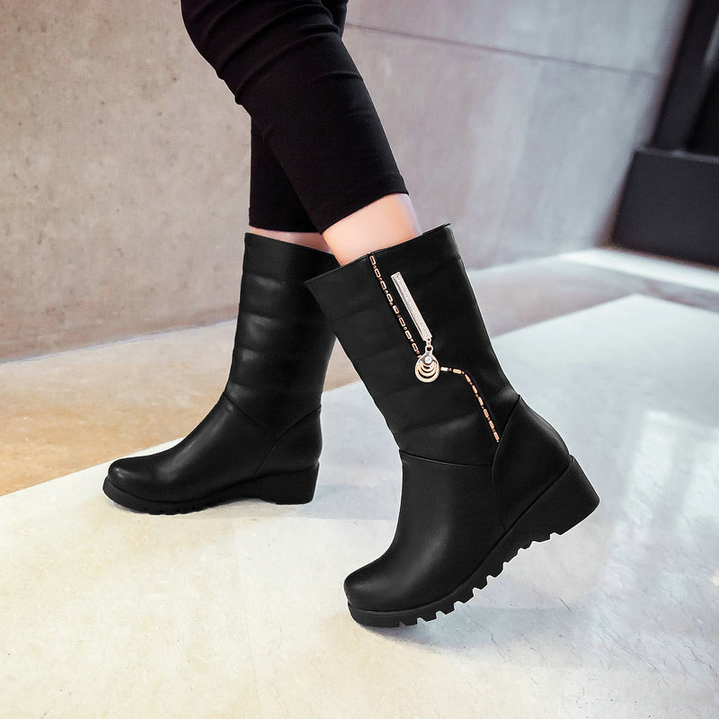 Popular Wide Calf Boots for Women-Buy Cheap Wide Calf Boots for ...