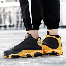 Style Breathable Basketball Shoes Mens Boys High Top