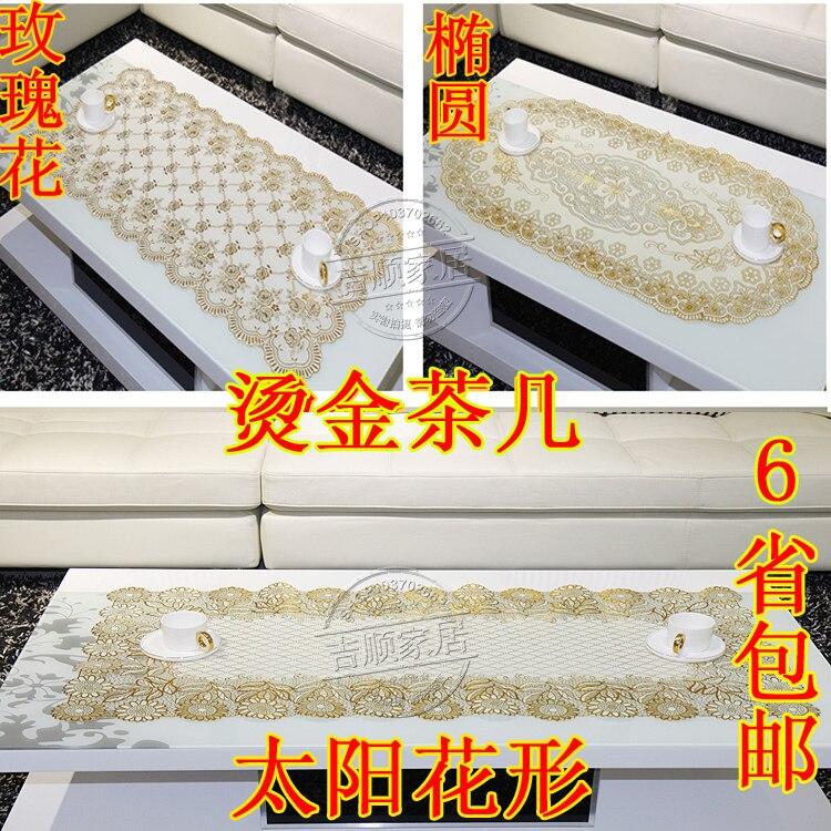 Bronzier nappe transparente étanche jetable verre tendre ronde ...