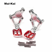 MAIKAI For HONDA X-ADV XADV X ADV 300 750 1000 2017-2019 accessories for motorcycles folding Rear footrests legs