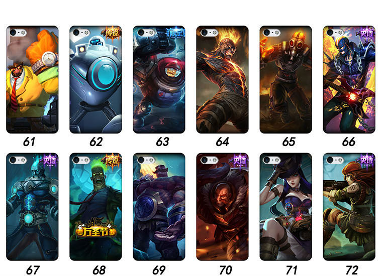 League Of Legends Iphone 6 Case
