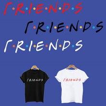 Przyjaciele termo naklejki na ubrań żelazko na transfery do odzieży zastosowanie jednego termoczułego łatki aplikacja strip tops