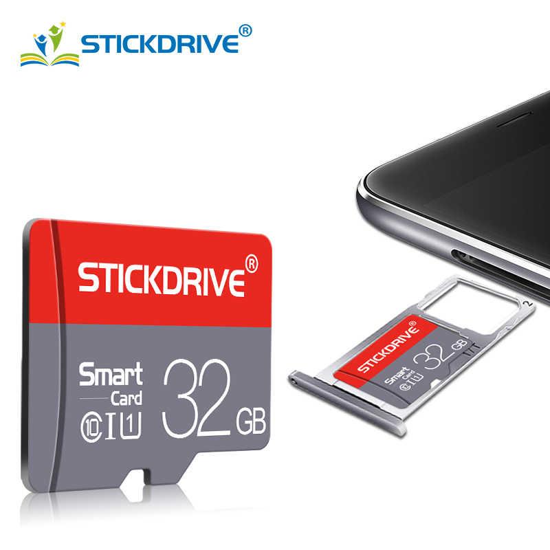 Wysokiej prędkości Class10 Microsd 8GB 16GB 32GB 64GB Micro SD karty 128GB karty pamięci Mini karta SD 4GB cartao de pamięci bezpłatny adapter
