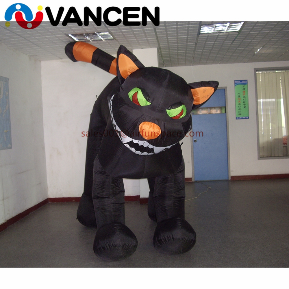 inflatable halloween decoration02