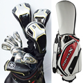 New AZ-218 complete clubs set Driver+fairway wood+hybrid wood+irons+putter+bag Graphite Golf shaft  Golf clubs Free shipping