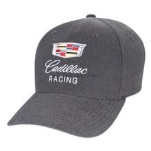 bb9d62497249a Cadillac Racing Cap Unisex Nice Baseball Cap High Quality Sports Hat(China)