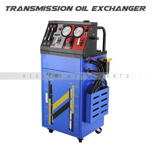 TRANSMISSION FLUID OIL EXCHANGE FLUSH CLEANING MACHINE