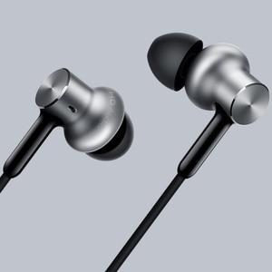 Image 4 - 100% Original Xiaomi Hybrid Pro HD Earphone with Mic In Ear HiFi noise canceling Headset Circle Iron Mixed For Xiaomi note 4 / 5