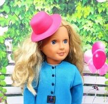Free shipping hot 2014 new style Popular 18 American girl doll Headdress flowerb785