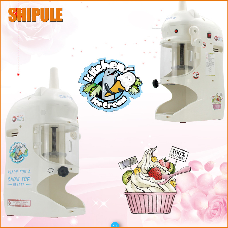 Commercial use Ice Shaver machine ,Ice Crusher Machine,ice shaving machine Snow Cone Maker Ice Drink Blender for milktea shop edtid electric commercial cube ice crusher shaver machine for commercial shop ice crusher shaver