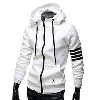 אלן ווקר אופנה גברים חורף מותג מעיל Assassins creed Assassin Creed מקרית Slim קרדיגן נים סווטשירט מוצרי הלבשה תחתונה