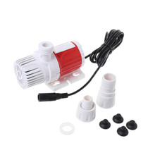 DC 12V 1100L/H Submersible Water Pump Controllable Speed For Fish Tank Aquarium