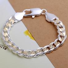 gold bracelet men 925 sterling silver bracelets gifts for women hand chains Color separation bracelets & bangles fashion jewelry