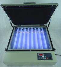 Вакуумная машина для экспозиции рамы шелкография трафаретной