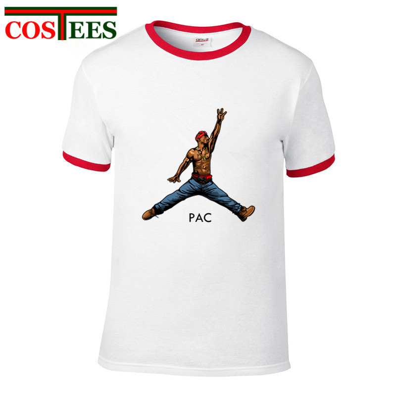 Air Makaveli tupac T Shirt men rapper Snoop Dogg Biggie Smalls The Game eminem  J Cole 43c8be8ad64a