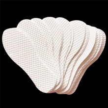 White Color 3 Pairs/ lot Disposable Comfortable wood pulp Shoes Insoles Inserts insoles for footwear Men Women(China)