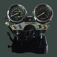 Мотоцикл Тахометр одометром инструмент Спидометр приборная группа метр для YAMAHA XJR1300 XJR 1300 1989 1997
