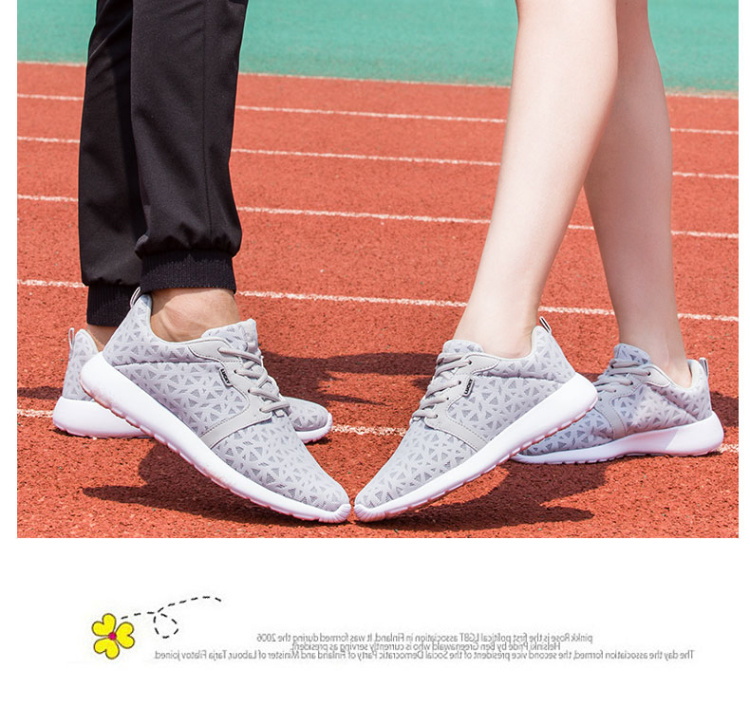 Trainers Women 2017 Fashion Flat Heels Casual Shoes Woman Low Top Summer Sport Women\'s Shoes Valentine Runner Shoes Flats ZD58 (16)
