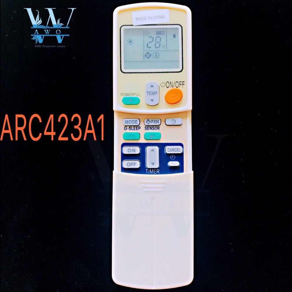Yunir Telecomando di Ricambio Universale per Daikin ARC433A1 ARC433B70 ARC433A70 ARC433A21 ARC433A46 ARC433A75 Condizionatore dAria