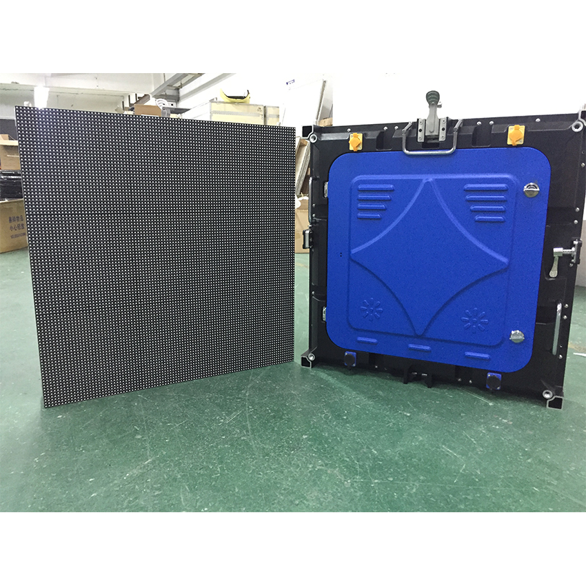 Outdoor P4mm RGB panel 512x512mm rental cabinet screen P5 P6 P8mm led video wall display for outdoor waterproof Led screen