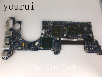 yourui  For Macbook Pro A1260 15-inch 2.5 ghz T9300 CPU 820-2249-A  scheda madre MB134LL /A 2007 Test working
