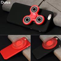 Tri Fidget Spinner Case For Xiaomi Mi 5s Matte PC Hand Spinner Toy Mobile Cover For