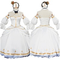 Game Azur Lane Cosplay Queen Elizabeth Dance Party Anniversary Dress Halloween Carnival Costume Tailor Made
